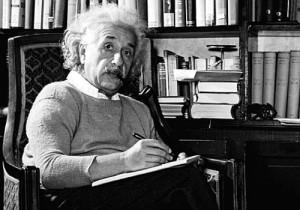 Albert Einstein, Writer